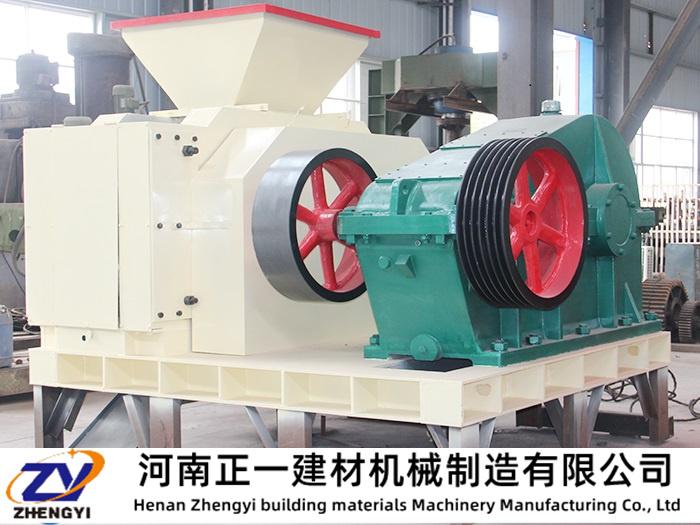 型煤压球机实现了煤炭的高效节能