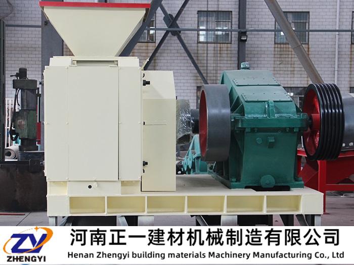 矿粉压球机正确操作提高生产效益