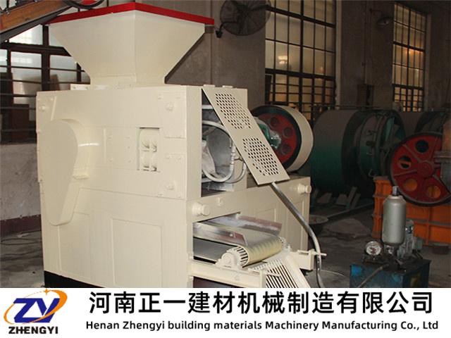 锰矿粉压球机