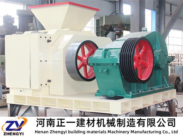 型煤压球机降低成本的安装调试技巧