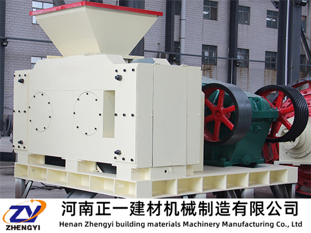 时代创新型煤压球机