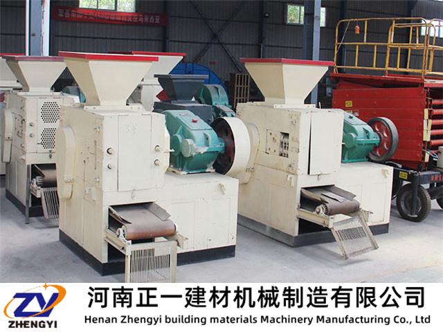 合理控制型煤压球机物料含水量